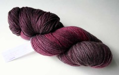 the knittery merino cashmere sock yarn