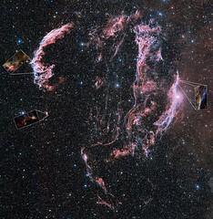 Veil Nebula 1 (aftois) Tags: space nebula mysterious veilnebula