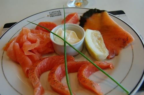 Baltic Gourmet@ Caviar House & Prunier, Copenhagen Airport