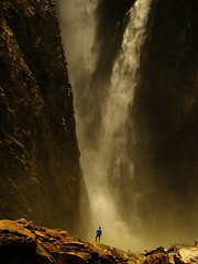 jOg falls (sachin.rai) Tags: trip vacation india fall water canon river fun asia famous visit spot tourist tourists s2is karnataka jog touristspot naturesfinest canons2is jogfalls flickrsbest impressedbeauty