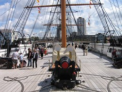 HMS Warrior (nielsenferguson) Tags: portsmouth hmswarrior