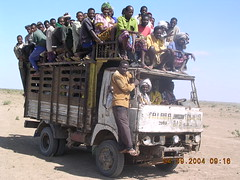 Somalian Truck [Explored] (Teseum) Tags: africa truck transport explore somalia explored a3b gamesweepwinner