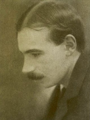 1915 Photograph of British economist John Maynard Keynes