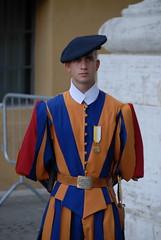 梵蒂岡的衛隊
