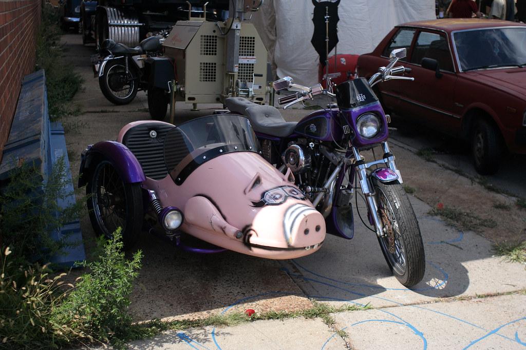 Hog car