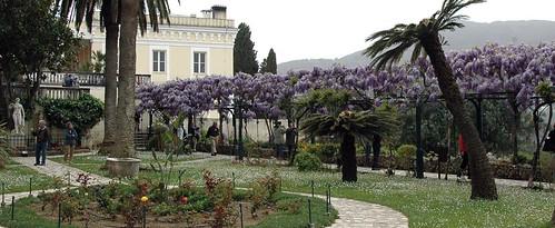 Achilleion Garden.4756