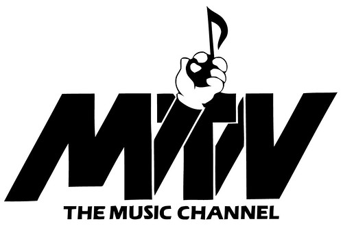 MTV logo development 1980-81