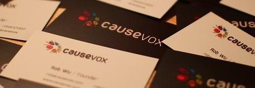 causevox bcard