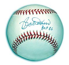 Bob Gibson Signed Baseball (Sportsfan_1) Tags: authentic bostonredsox autographs signed bobbydoerr officialmajorleaguebaseball baseballmemorabilia autographedbaseballs autographsportscom signedofficialmlbbaseballs