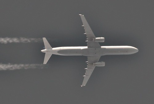 Lufthansa A321 D-AISW