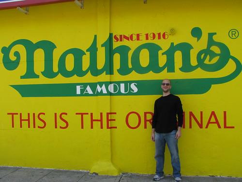 Nathan's Corndogs