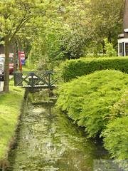 Monnickendam Waterway (Can Pac Swire) Tags: netherlands dutch rural countryside nederland noordholland northholland koninkrijkdernederlanden