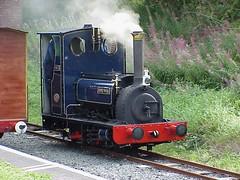 Holy War - Bala Lake Railway (davidneal) Tags: sonymavicafd91 balalakerailway