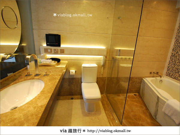 【香港自由行住宿】海景五星級酒店~港島海逸君綽酒店21