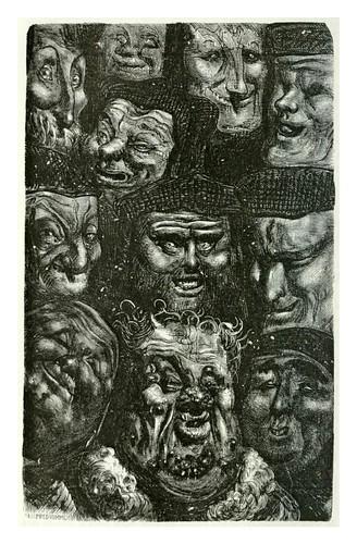 005-La amiga del rey-Les contes drolatiques…1881- Honoré de Balzac-Ilustraciones Doré