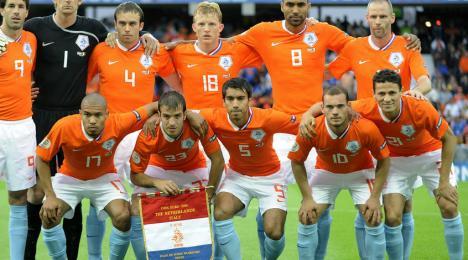 Mondiali Sudafrica 2010 - Olanda contro Giappone