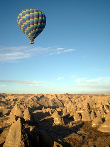 Hot Air Balloon Flight Over Cappadocia - Cappadocia, Turkey