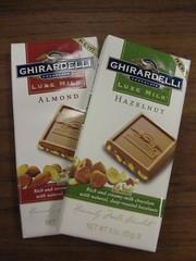 Ghirardelli Luxe Milk Bars