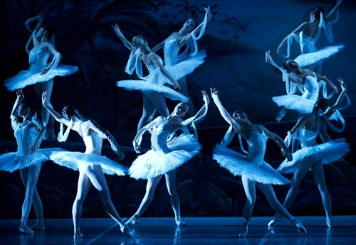 kingdom of shades, la bayadere - boston ballet