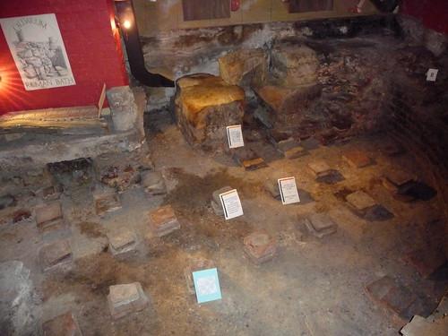 Roman Bath, York