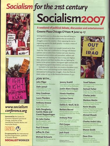 socialism2007