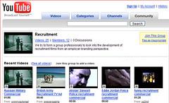 Youtube heeft videogroep voor recruiters