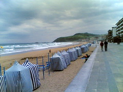 Zarauz - playa