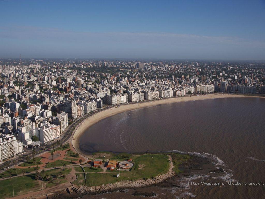 Uruguay Fotos Aéreas Trabajo De Yann Arthus Bertrand