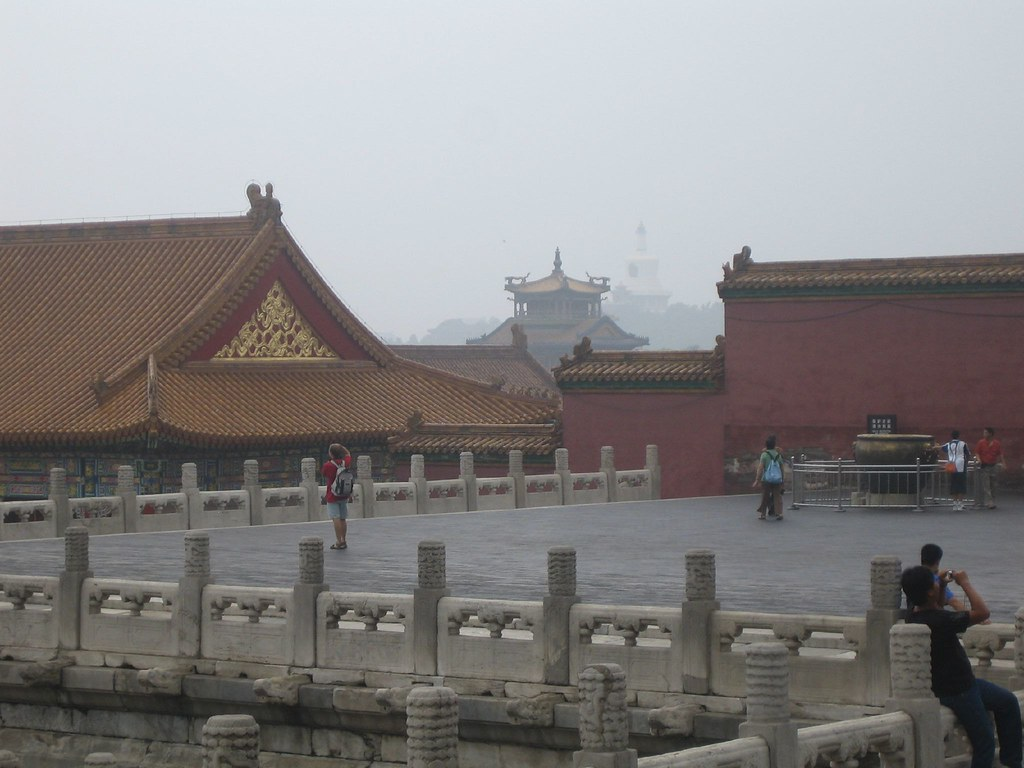 Rooftops, Forbidden City