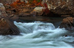 Little River Cascade (BamaWester) Tags: nature water rocks alabama rapids cascade lookoutmountain littleriver bamawester napg abigfave