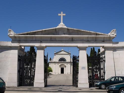 Lisboa Cemitério dos Prazares