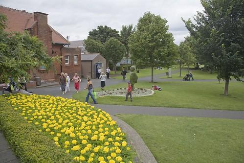 Peoples Park Dunlaoghaire