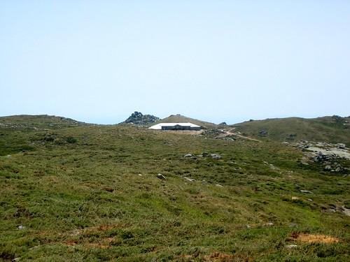 La station de ski de fond désaffectée du Cuscione
