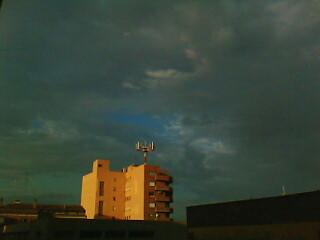 cielo de Zaragoza 3