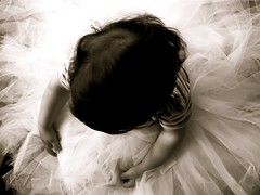 Tutu (Chrys Campos) Tags: ballet child explore lookingdown youngest tutu sittingonthefloor aplusphoto shewascrying tiredballerina