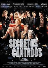 poster secretos cantados