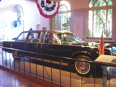 The Kennedy Car (dreaminofbeadin) Tags: car museum michigan presidential historic jfk limousine henryford uspresident kennedyassasination