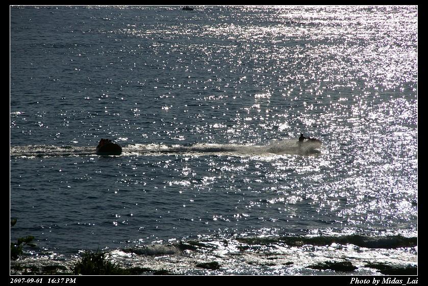 ~旅遊~ 墾丁 船帆石 tamron 18-250mm 的第一次~
