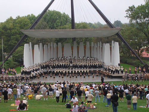 Purdue All American Marching Band