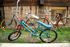 Implements of Cruising (Joey Mac) Tags: bicycle lowrider cruiser