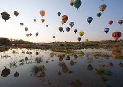 Great Reno Balloon Race (Jeffrey Sullivan) Tags: park copyright usa hot jeff san air nevada balloon event rafael sullivan mass reno races ascension rancho 2007