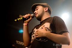 Kyteman's Hiphop Orchestra @ Tivoli 13/03/2009