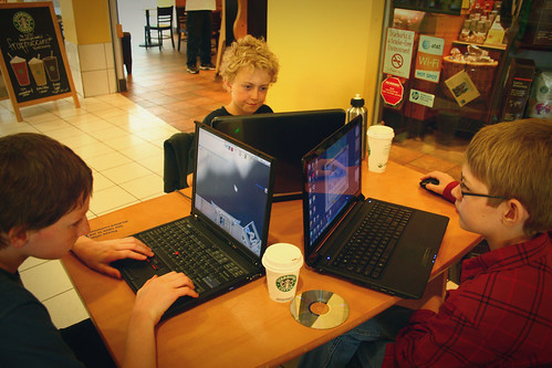 Starbucks Gamers
