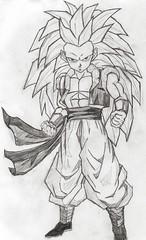 gotrunks ss3 (only nintendo) Tags: anime pencil ball dragon manga dessin draw crayon matita disegno vidoegames gotrunks