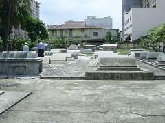 Kubur Yahudi di Penang