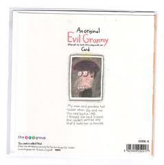 issues (waldo pancake) Tags: art group evil jim smith card granny waldopancake