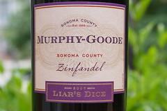 Murphy-Goode Liar's Dice 2007 Zinfandel