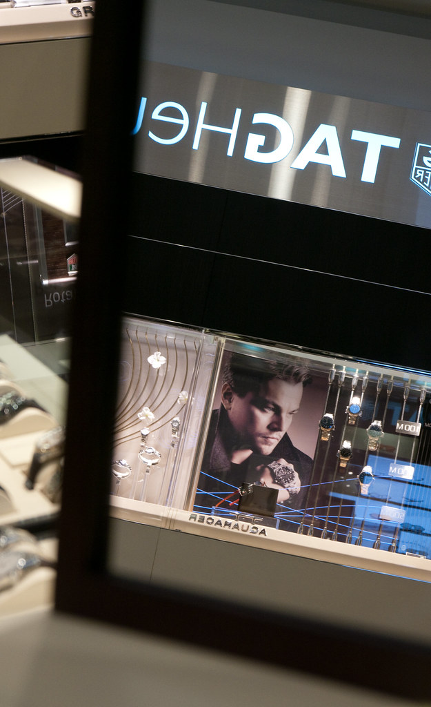 TAG Heuer SKP Boutique in Beijing 2