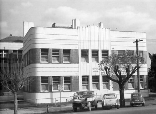 Coburg High School - 1960