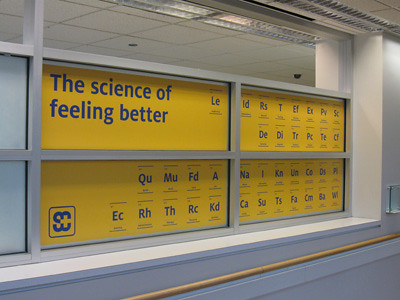 The Science of Feeling Better campaign, Swedish Covenant Hospital